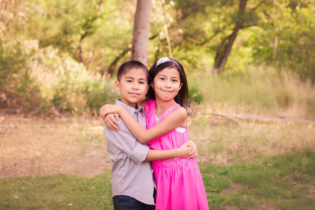 Family photographer at Glen Arbor Park in Murrieta CA