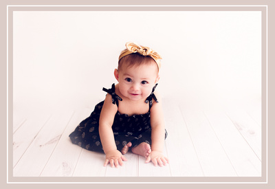 Baby and Toddler Studio Sessions
